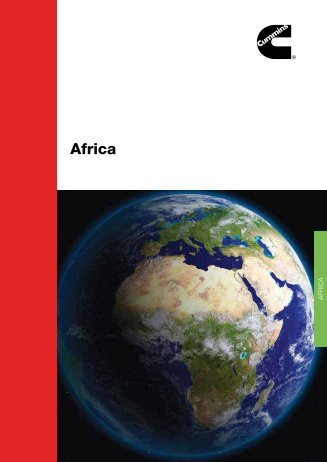 Africa - Cummins