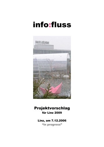 info:fluss - (cocean.creato.at) - onlinegroup.at