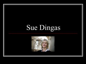 Sue Dingas
