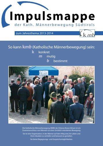 Kirche mitgestalten - Katholische Männerbewegung