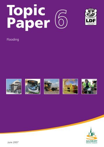 Topic 6 Flooding.pdf 957kb - Wiltshire Council