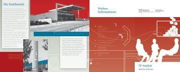 Berufsbegleitend IT-Analyst - Fachhochschule Kaiserslautern