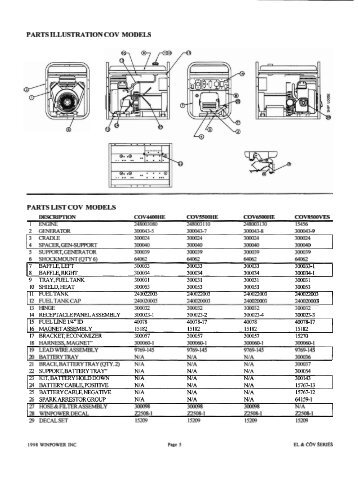 Wiring diagram spreadsheets click here winco generators cov4400 he 1998 parts list wiring diagram winco generators asfbconference2016 Images