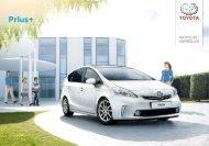 Toyota Prius+ 2013 E-Broschüre