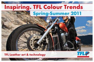 Inspiring. TFL Colour Trends Spring-Summer 2011 - Fashion