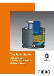 Flyer - Fibro-The safer choice - GB - Fibro GmbH