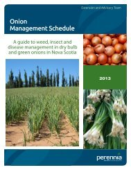 Guide to Pest Management in Onion - Perennia