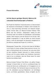 PM: Mainova AG unterstützt Geschichtsprojekt in Rodheim (pdf | 0 ...