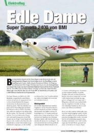 PDF Artikel aus Modellflieger - BMI-models