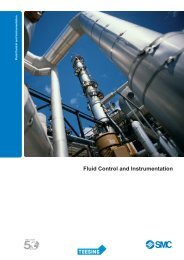 Fluid Control and Instrumentation - Teesing