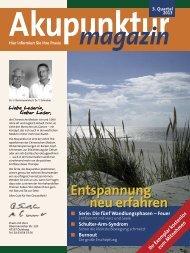 Ausgabe 3. Quartal 2013 - Praxis mit Herz