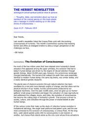 The Evolution of Consciousness - Bill Herbst, astrologer