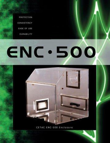 CETAC ENC-500 Enclosure
