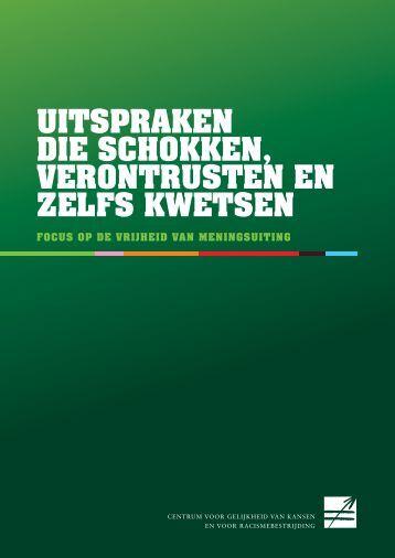 CGKR_ExSum_NL - Centrum voor gelijkheid van kansen en voor ...