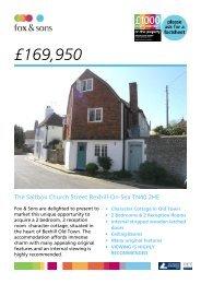 £169,950 - Mouseprice