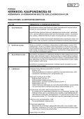 selostus liitteineen - Porvoo - Page 6