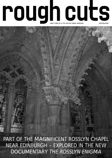 part of the magnificent rosslyn chapel near ... - Scottish Screen