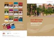 eve branson foundation newsletter - Kasbah Tamadot - Virgin