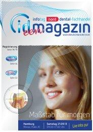 ideenmagazin - ID Deutschland - infotage dental-fachhandel