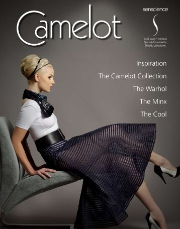 Inspiration The Camelot Collection The Warhol The ... - senscience