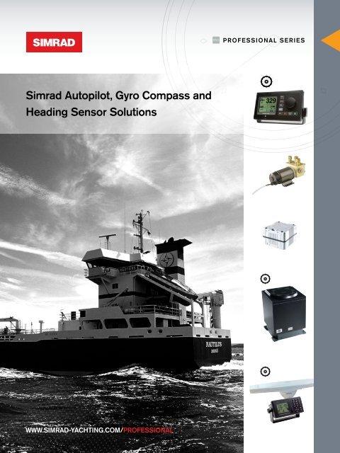 SIMRAD AT10 Two way general NMEA 0183 to SimNet converter