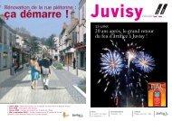 Télécharger le Juvisy Info n° 175 - Ville de Juvisy-sur-Orge