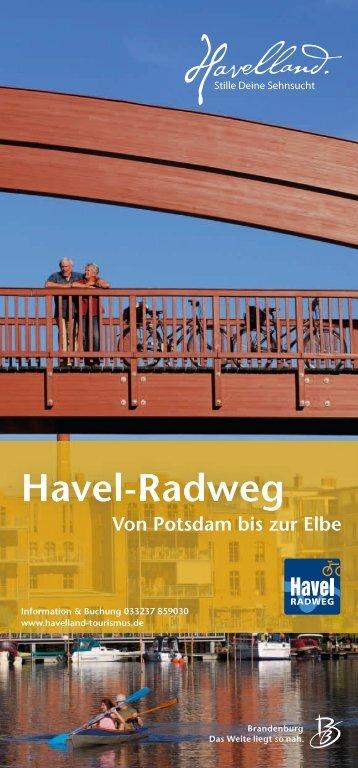 Havel-Radweg - Stadt Rathenow
