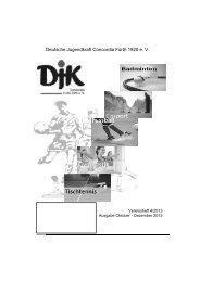 Heft 02 2013 - DJK Concordia Fürth 1920 e. V.