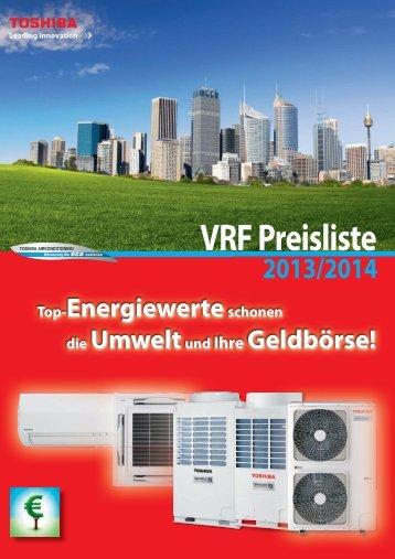Download VRF Preisliste 2013-2014