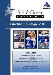 F2C Enrolment Package 2011(8).pdf - Fit 2 Cheer