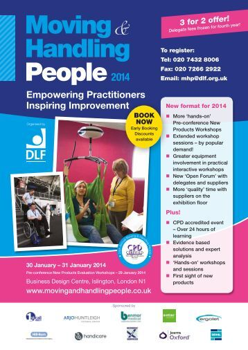 Download brochure - Disabled Living Foundation