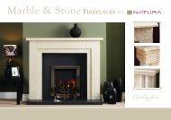 Natura Fireplace - RO Arnolds