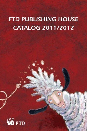 FTD PUBLISHING HOUSE CATALOG 2011/2012