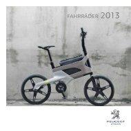 Download Katalog Peugeot Bikes 2013