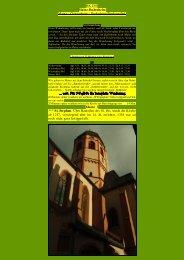 Mainz - Kunstwanderungen