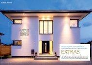 Haus mit gewissen Extras