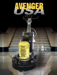 Click here to view this brochure from Avenger USA - NFMT