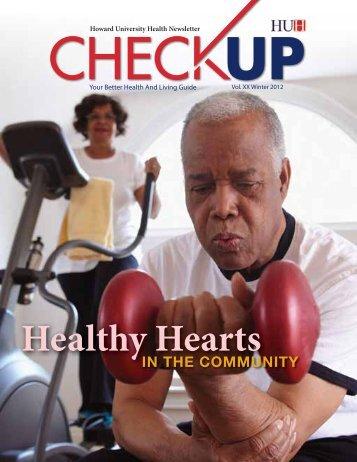 Healthy Hearts - Howard University