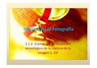 Historia de la fotografía en el S. XIX (PDF, ~24MB) - Cámaras sin ...