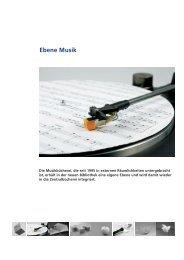 Ebene Musik