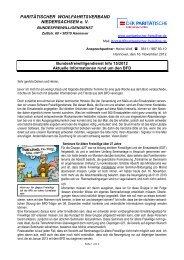Info 12-15 - Paritaetischer-freiwillige.de