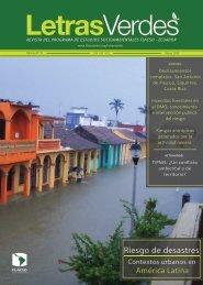 Riesgo de desastres - Flacso Andes