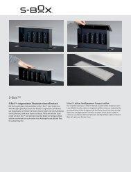 S-Box™ - Suter Inox AG