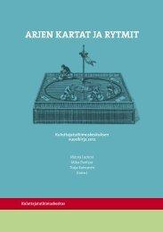 2012 vuosikirja arjen kartat ja rytmit - Kuluttajatutkimuskeskus