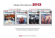 Mediadaten - Snfachpresse.de