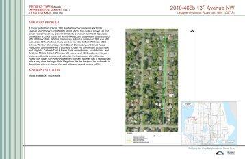 480000 - Crown Hill Neighborhood Association