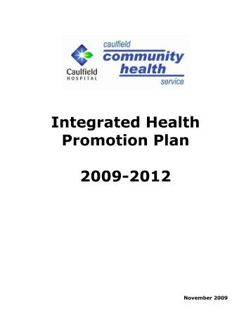 health promotion proposal Interact for health awards grants to non-profit and governmental organizations for programs and activities that  proposal evaluation  health promotion.