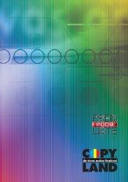Preisliste PDF - Copy-Land Singen GmbH