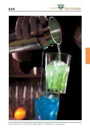 Bar - GASTROSERVICE SCHWEIZ