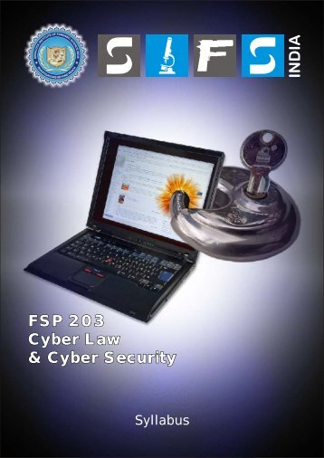 FSP 203 Cyber Law & Cyber Security